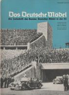 Das Deutsche Mädel, Juni 1937, BDM-Magazine For Hitler-Jugend,HJ, Jungmädel,JM,Hitler Youth,Jungvolk - Kids & Teenagers