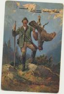 74-950 Germany Hunting Sent In Estonia 1920 - Ohne Zuordnung