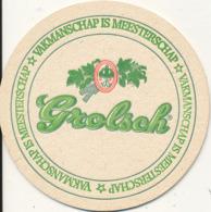 Sous-bock Grolsch Bi-face TBE - Sous-bocks