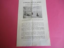 Documents Religieux/La Basilique Votive Des Nations Au Sacré Coeur De Jésus/ JERUSALEM/ 1927-1930       IMP42 - Religion & Esotérisme