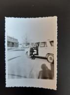 REAL PHOTO - Old Car, Auto, Automobilia Vintage Old Photo - Cars