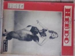 Magazine Hebdo Mary Edwards  1946 Naturiste - Revues & Journaux