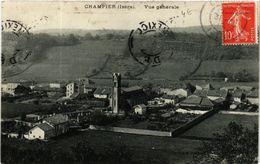 CPA CHAMPIER - Vue Générale (489298) - Autres Communes