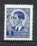 APR2709 - LUBIANA 1941 , Sassone N. 8  *  Linguella  (2380A) - Occupation 2ème Guerre Mond. (Italie)