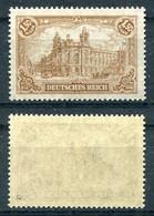 D. Reich Michel-Nr. 114a Postfrisch - Geprüft - Ungebraucht