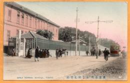 Tokio Japan 1907 Postcard - Tokyo