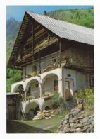 05 La Vallouise Vers Briançon N°1495 Maison Typique - Briancon