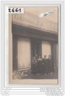 6525 AK/PC/CARTE PHOTO / 2661 / TEINTURERIE PARISIENNE A SITUER - Cartoline