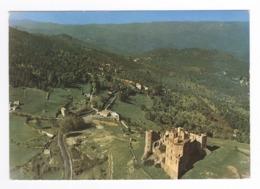 30 PORTES Vers Alès Le Château Féodal Postée De Lasalle En 1972 - Alès