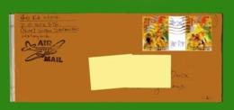 MALAYSIA - 1996 - Storia Postale.  POSTA AEREA. LETTRE De MALAYSIA Par GINEVRA. - Malesia (1964-...)