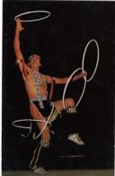 Indian Hoop Dancer , Wisconsin , 50-60s - Indiens De L'Amerique Du Nord