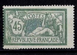 France Merson 1907 - YT N°143 - Neuf Avec Charnière - 1900-27 Merson