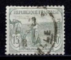 France Orphelins De Guerre 1917/1918 - YT N°150 -oblitéré - Unused Stamps