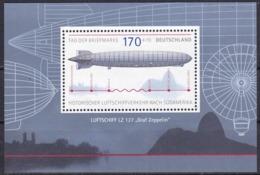 Germania, 2007 - 170c + 70c Graf Zeppelin - Nr.B988 MNH** - [7] Repubblica Federale