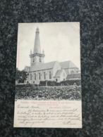 Gistel - Ghistelles - Eglise - Ed. VG -  Gelopen 1905 - Gistel