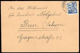 1947, Französische Zone Rheinland Pfalz, 11, Brief - Französische Zone