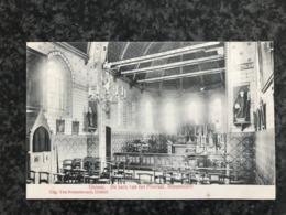 Gistel - Ghistel, De Kerk Van Het Prioraal, Binnenzicht - Uitg. Van Honsebrouck - Gistel