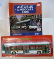 AUTOCAR BUS AUTOBUS HEULIEZ GX 317 RATP Ligne 20 - Ixo