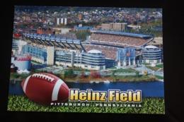 Pittsburgh  STADIUM - STADE -  Aerial View. OLD Postcard - Stadi