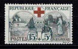 France Au Profit De La Croix-Rouge 1918 - YT N°156 - Neuf Trace De Charnière - France