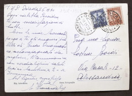 Autografo Beata Madre Leonarda Boidi Su Cartolina - 1950 - Autógrafos