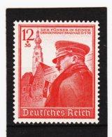 RAD89 DEUTSCHES REICH 1939 MICHL 691 ** Postfrisch Siehe ABBILDUNG - Deutschland