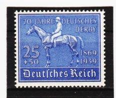 RAD90 DEUTSCHES REICH 1939 MICHL 698 ** Postfrisch Siehe ABBILDUNG - Deutschland