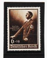 RAD96 DEUTSCHES REICH 1939 MICHL 701 ** Postfrisch Siehe ABBILDUNG - Deutschland