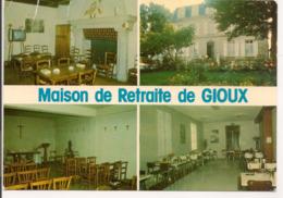 L120B645 - Maison De Retraite De Gioux - CAP - Photo Daniel - Carte Multivues - France