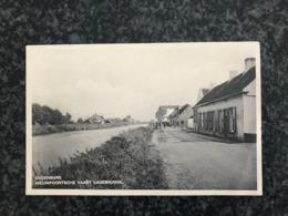Oudenburg : Nieuwpoortsche Vaart Lagebrugge - Oudenburg