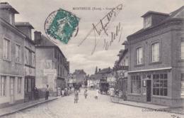 CPA - 27 - MONTREUIL - Grande Rue - France