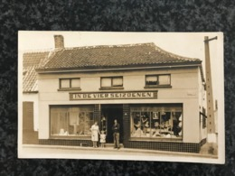 Oudenburg :In De Vier Seizoenen Dekeyzer-Sanders - Uitg. Dekeyzer - Echte Foto-kaart - Oudenburg