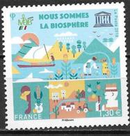 France 2018 Service N° 172 Neuf UNESCO  à La Faciale + 10% - Neufs