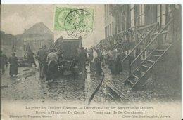 BELGIQUE - ANVERS - La Grève Des Dockers - Antwerpen