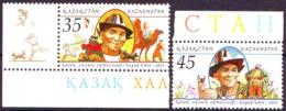 Kazakhstan 2005 Tales / Contes Y&T N° 432 433 MNH ** - Kazakhstan