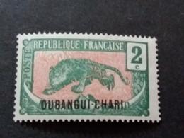 France (ex-colonies & Protectorats) > Oubangui (1915-1936) >Neufs N° 26 * - Nuevos