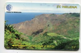 TK 10646 SAINT HELENA - 325CSHC... Sandy Bay - St. Helena Island