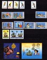 Moldavie 1992, Oiseaux, Sport, Bateaux, Séries Et Dépareillés, Entre 10 Et 37**, Cote 31 €, - Moldavie