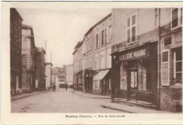 Moselle, Boulay : Rue De St Avold - Boulay Moselle