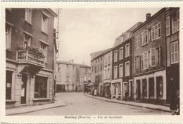 Moselle, Boulay : Rue De Sarrelouis - Boulay Moselle