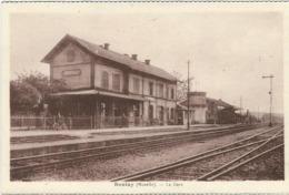 Moselle, Boulay : La Gare - Boulay Moselle