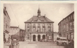 Moselle, Boulay : L'Hotel De Ville - Boulay Moselle
