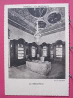 Italie - Venezia - Mostra Palazzo Rezzonico - La Biblioteca - Excellent état - Scans Recto-verso - Venezia (Venice)