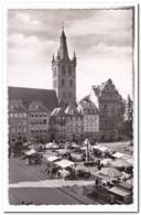 Trier, Hauptmarkt Mit St. Gangolph - Trier