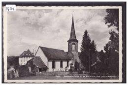 PRES FRIBOURG - NOTRE DAME DE BOURGUILLON - TB - FR Fribourg