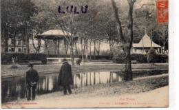 DEPT 81 : édit. L F N° 770 Bis : Mazamet Le Jardin  Public - Mazamet