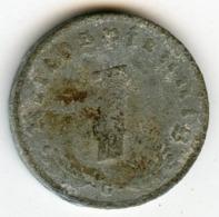 Allemagne Germany 1 Reichspfennig 1940 G J 369 KM 97 - 1 Reichspfennig