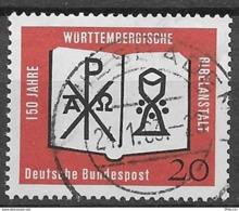 Germany/Bund Mi. Nr.: 382 Vollstempel (brv60er) - BRD