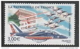 FRANCE 2008 PATROUILLE DE FRANCE YT PA71 - PA 71 -NEUF** - Poste Aérienne
