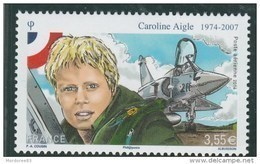 FRANCE 2014 CAROLINE AIGLE POSTE AERIENNE NEUF** - PA78 - PA 78 - - Poste Aérienne